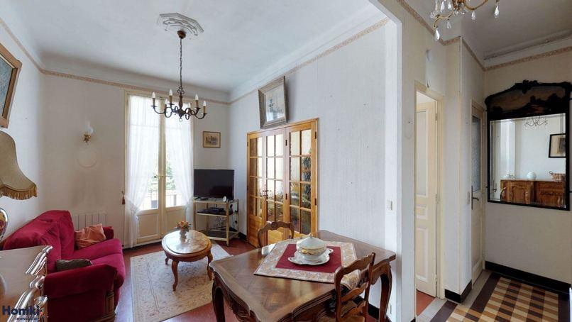 Homki - Vente appartement  de 45.0 m² à Marseille 13005