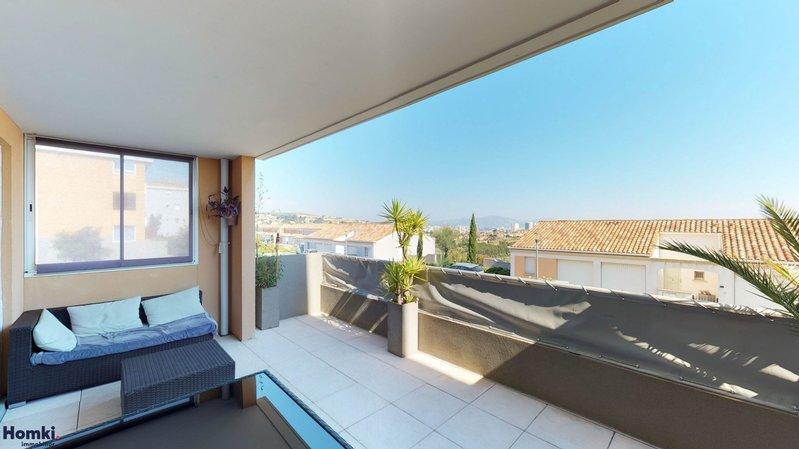 Homki - Vente appartement  de 70.0 m² à marseille 13015