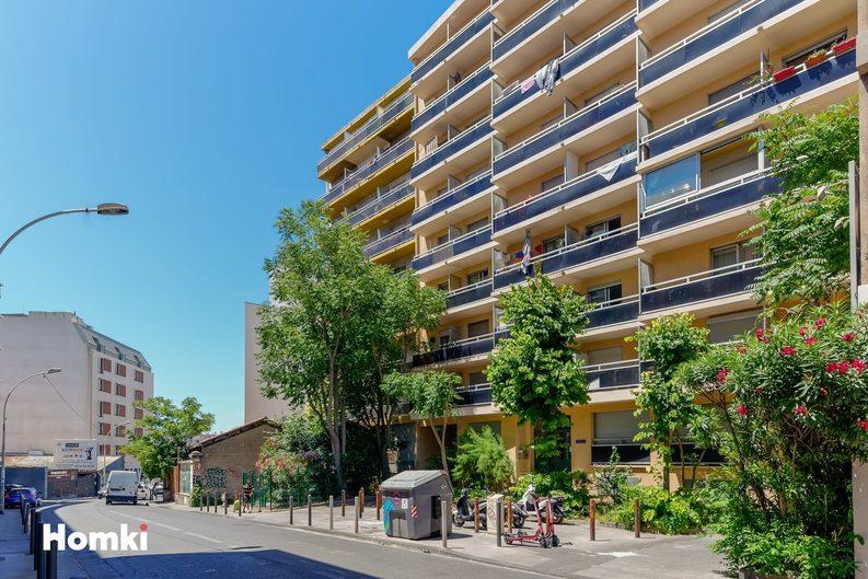 Homki - Vente Appartement  de 20.0 m² à Marseille 13005