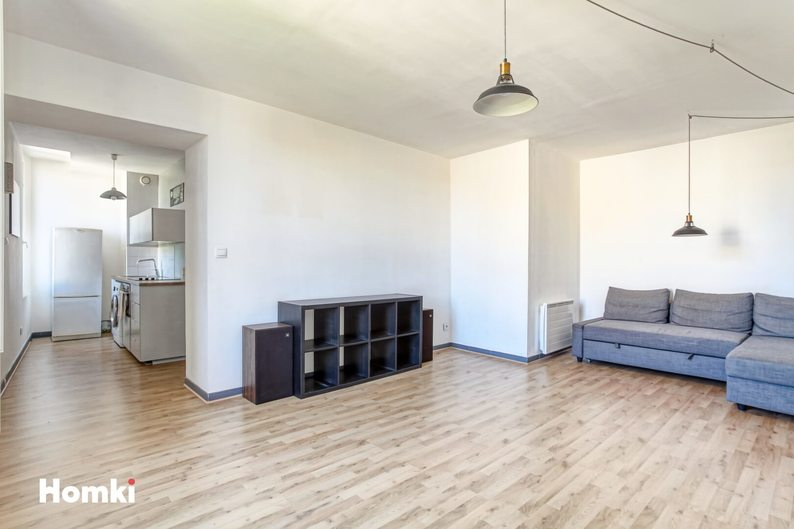 Homki - Vente Appartement  de 58.0 m² à Marseille 13002
