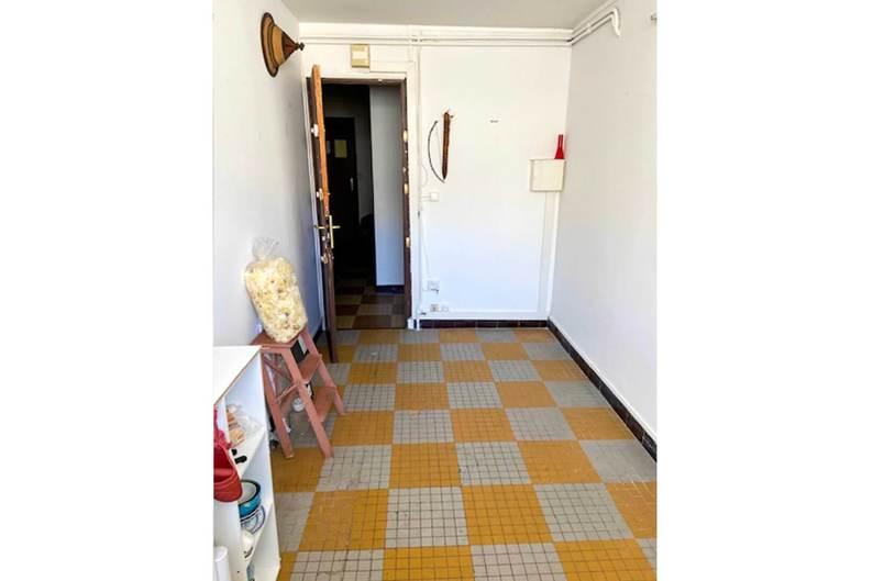 Homki - Vente appartement  de 11.0 m² à Marseille 13008