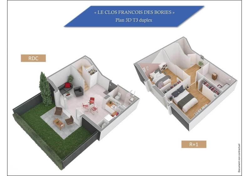 Homki - Vente maison/villa  de 62.0 m² à Cenon 33150