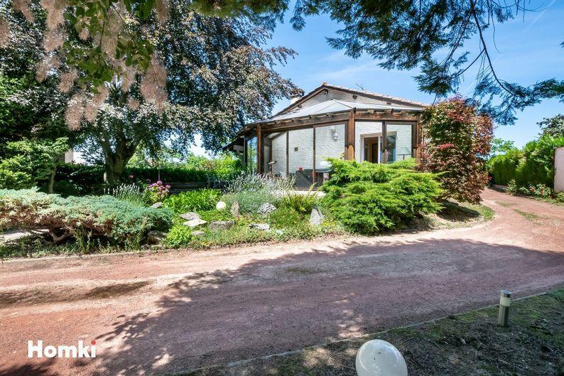 Homki - Vente maison/villa  de 140.0 m² à Montanay 69250