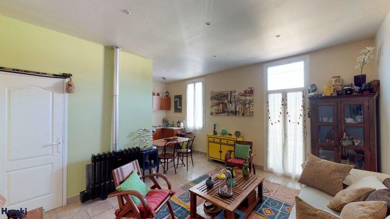 Homki - Vente appartement  de 53.83 m² à marseille 13012