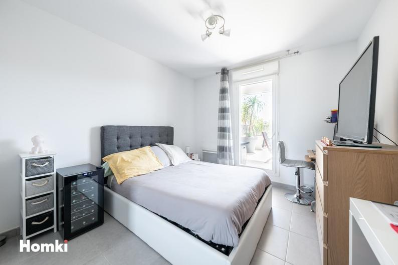Homki - Vente appartement  de 40.0 m² à Marseille 13014