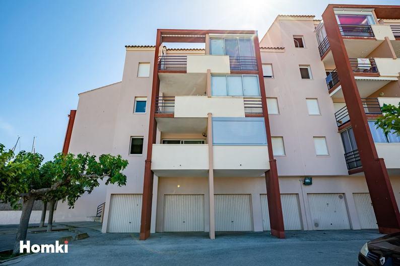 Homki - Vente Appartement  de 30.0 m² à Frontignan 34110