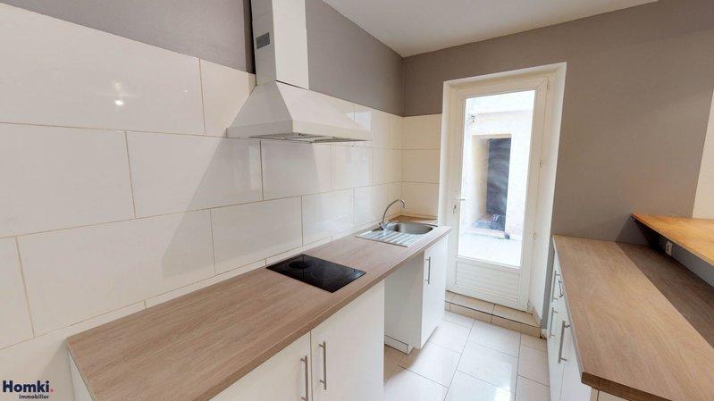 Homki - Vente appartement  de 34.5 m² à Marseille 13005