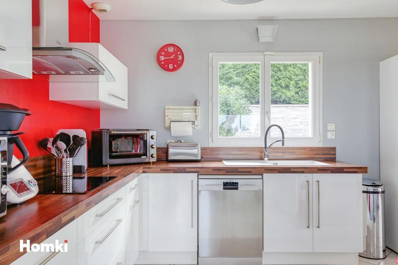 Homki - Vente maison/villa  de 132.0 m² à Chamagnieu 38460