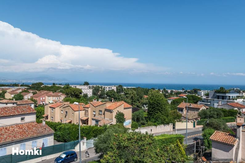 Homki - Vente appartement  de 67.01 m² à Antibes 06600
