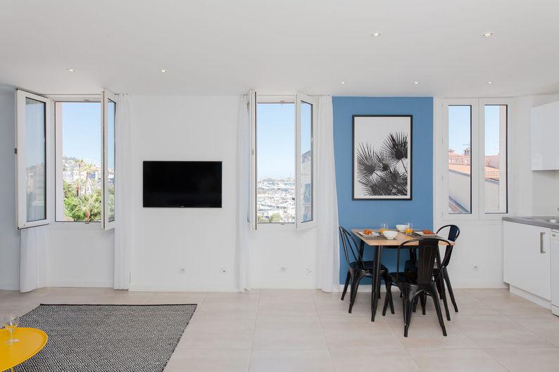 Homki - Vente Appartement  de 41.0 m² à Cannes 06400