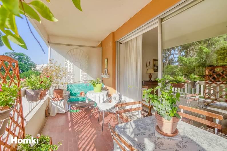 Homki - Vente appartement  de 80.0 m² à Marseille 13009