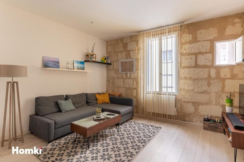 Homki - Vente Appartement  de 52.0 m² à Bordeaux 33800