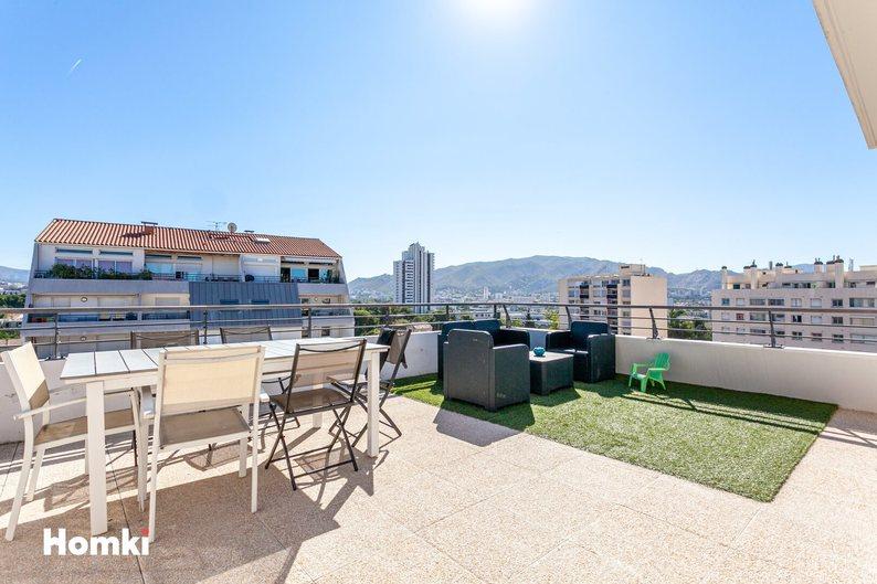 Homki - Vente appartement  de 62.0 m² à Marseille 13005