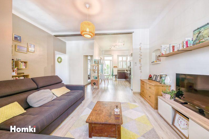 Homki - Vente Appartement  de 75.0 m² à Marseille 13012
