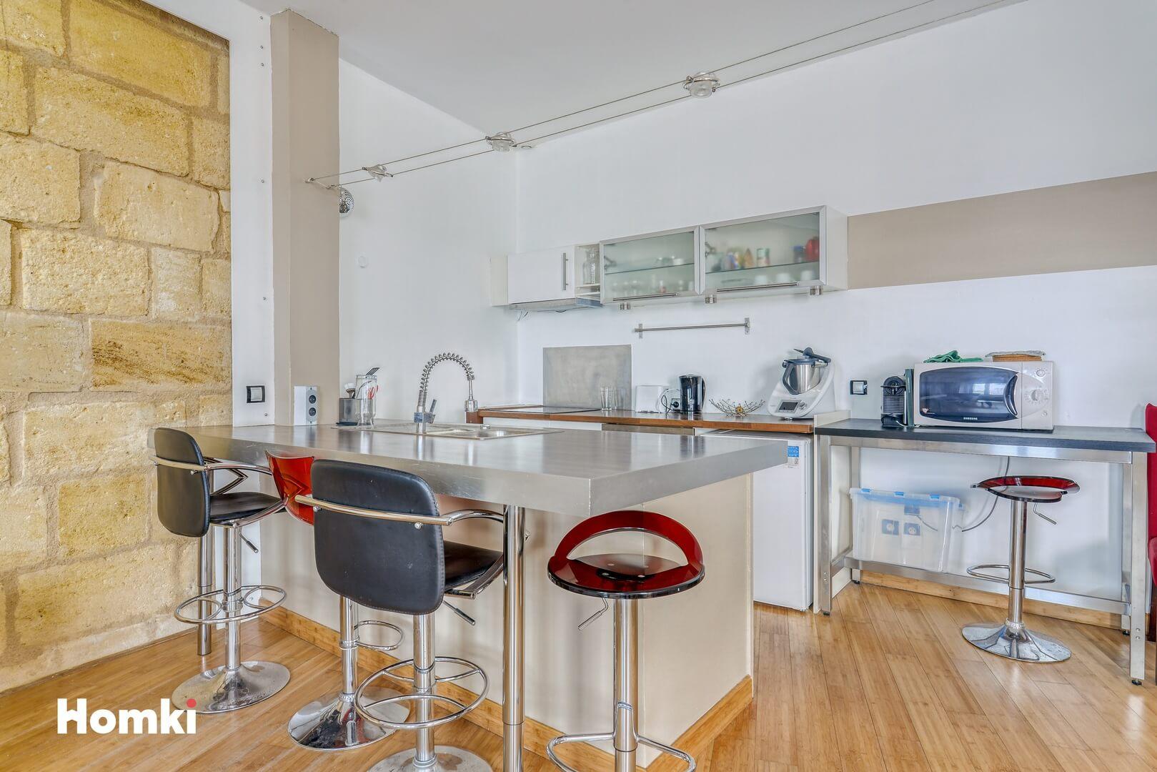 Homki - Vente Maison de ville  de 77.0 m² à Bordeaux 33000