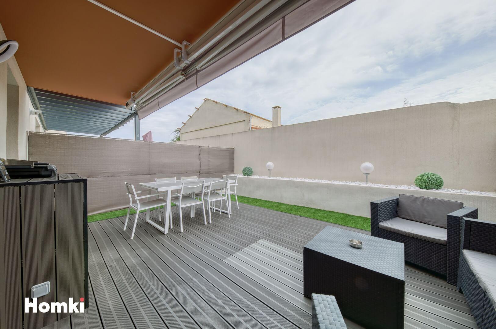 Homki - Vente Appartement  de 62.0 m² à Marignane 13700