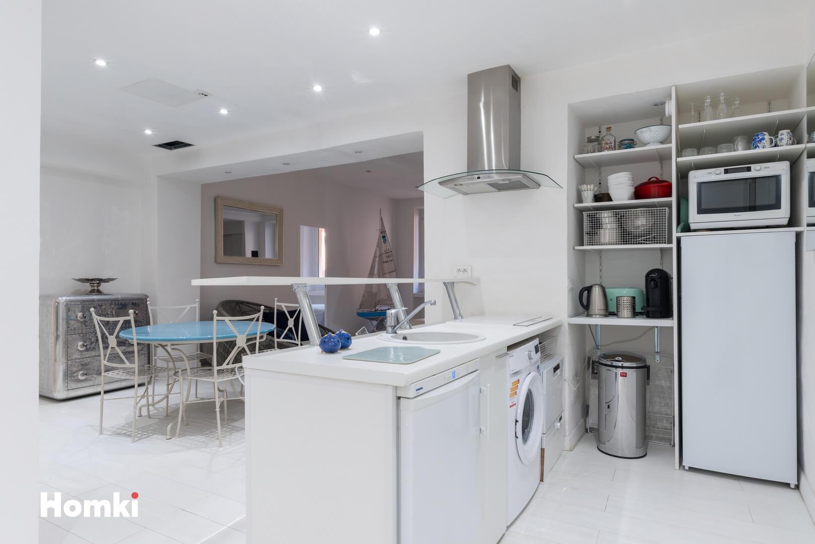 Homki - Vente Appartement  de 109.0 m² à Nice 06300
