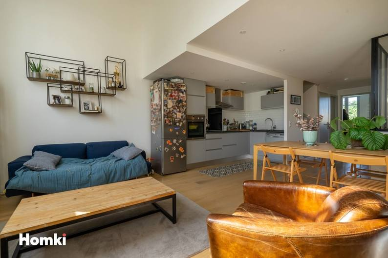 Homki - Vente Appartement  de 80.0 m² à Bordeaux 33000