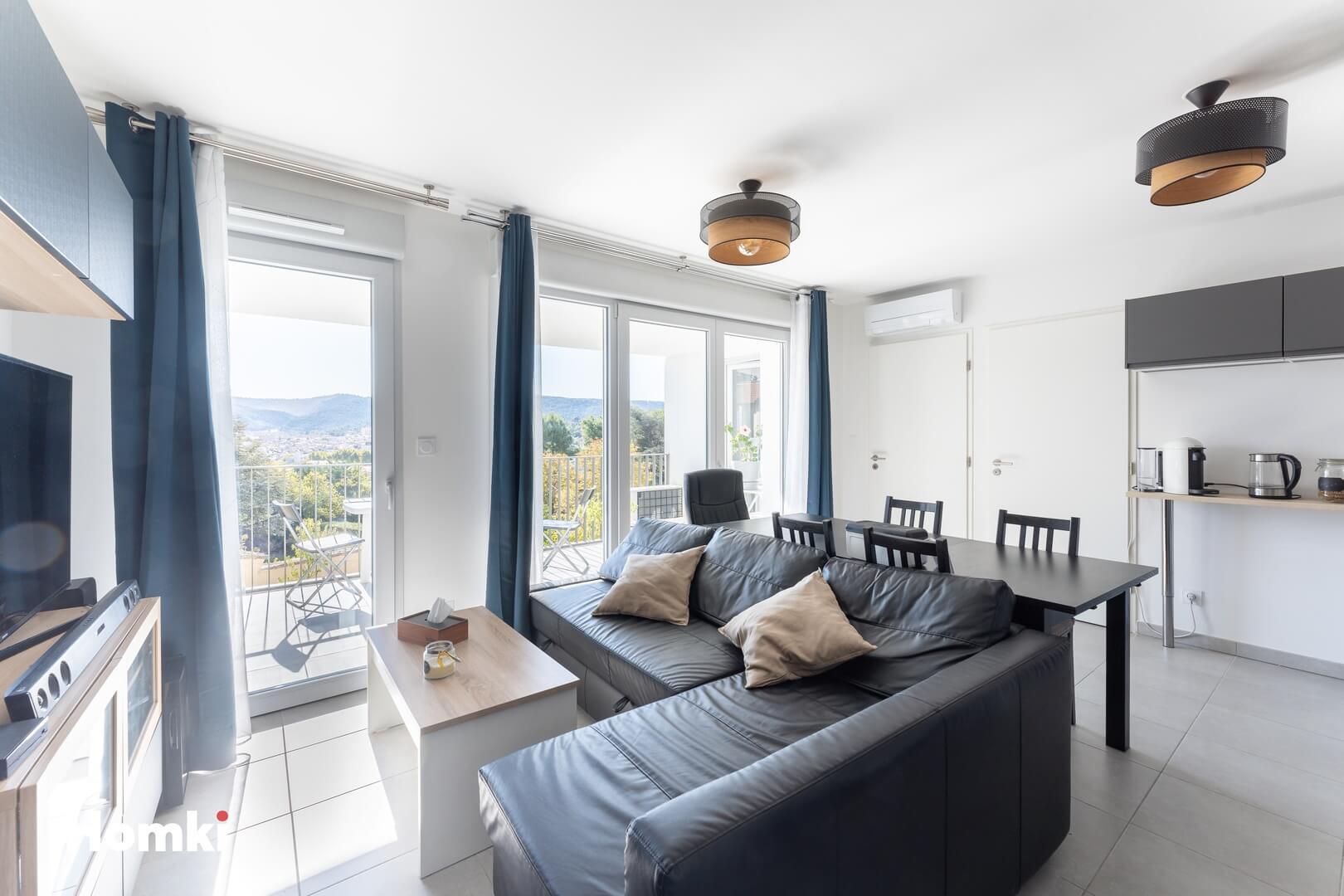 Homki - Vente Appartement  de 39.5 m² à Aubagne 13400