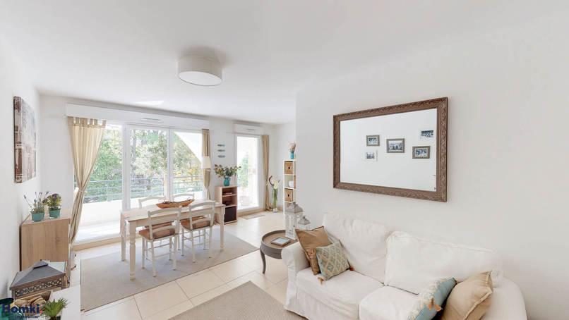 Homki - Vente appartement  de 62.06 m² à marseille 13008