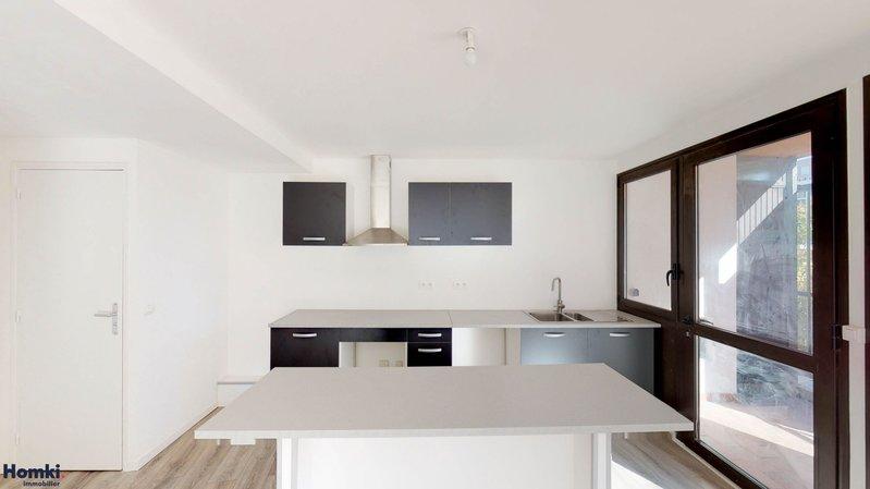 Homki - Vente appartement  de 62.0 m² à Marseille 13003