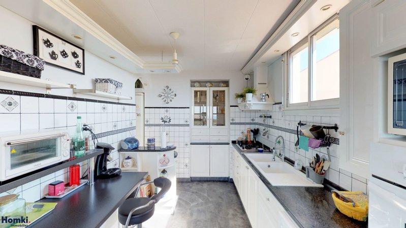 Homki - Vente appartement  de 82.0 m² à Marseille 13014