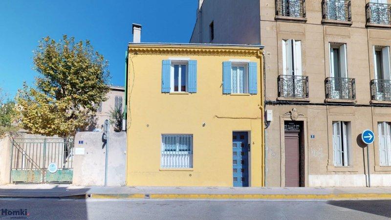 Homki - Vente maison/villa  de 100.0 m² à marseille 13011