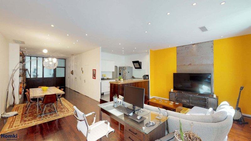 Homki - Vente appartement  de 104.0 m² à marseille 13006
