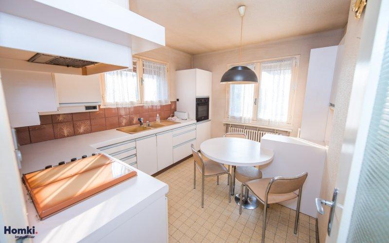 Homki - Vente maison/villa  de 112.4 m² à Villeurbanne 69100
