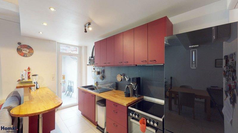 Homki - Vente appartement  de 55.0 m² à Auriol 13390