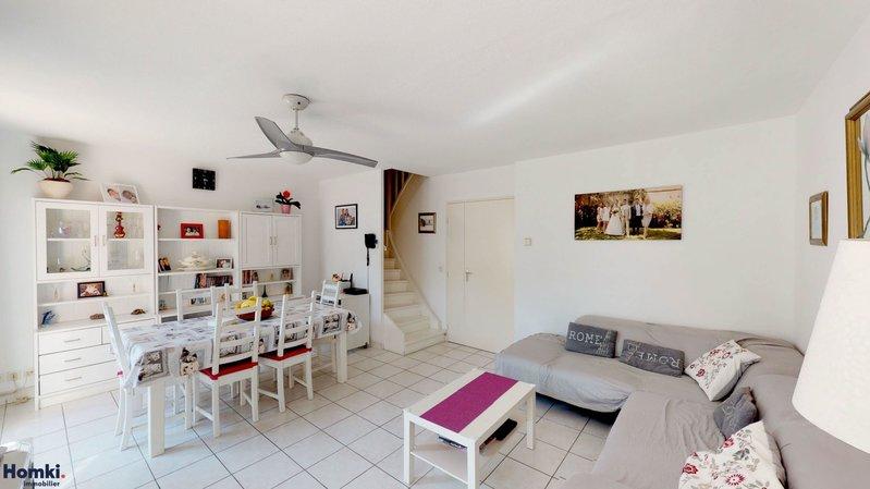 Homki - Vente maison/villa  de 87.6 m² à Marseille 13010