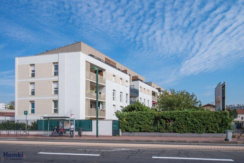 Homki - Vente appartement  de 45.0 m² à Pierre-Bénite 69310