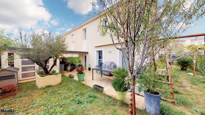 Homki - Vente maison/villa  de 105.13 m² à chateauneuf les martigues 13220