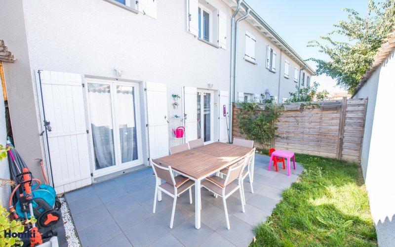 Homki - Vente maison/villa  de 96.0 m² à Vaulx-en-Velin 69120
