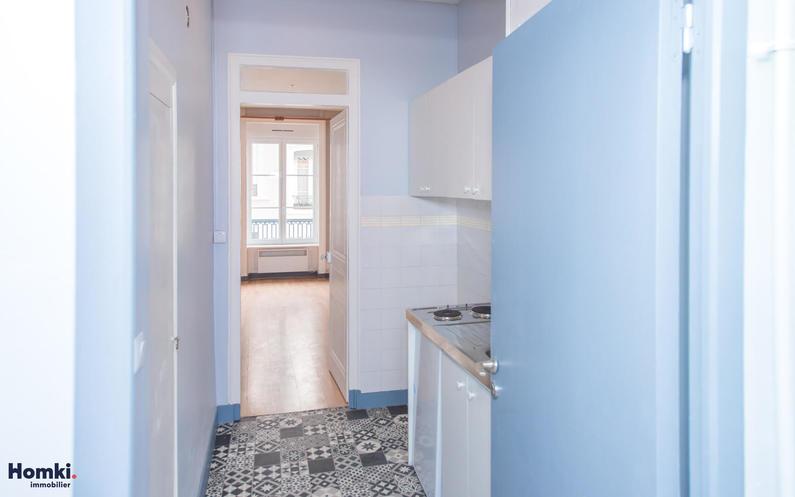 Homki - Vente appartement  de 53.0 m² à Lyon 69003