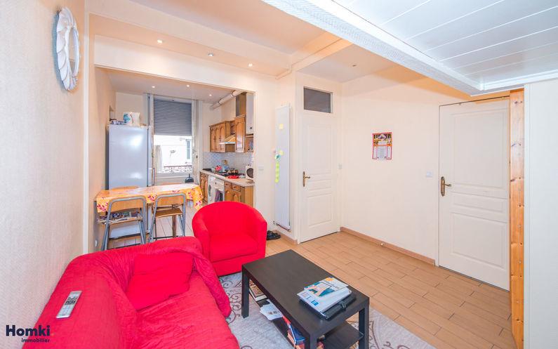 Homki - Vente appartement  de 39.0 m² à Lyon 69003