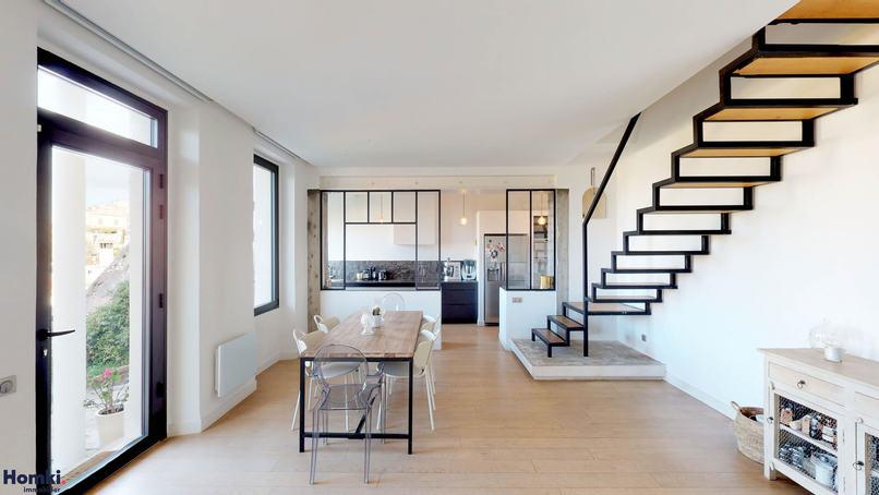 Homki - Vente maison/villa  de 126.25 m² à Marseille 13007
