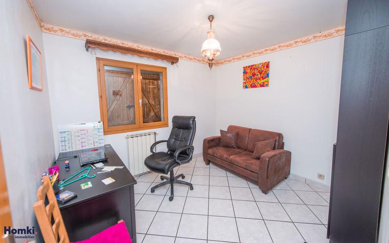 Homki - Vente maison/villa  de 106.6 m² à Pusignan 69330