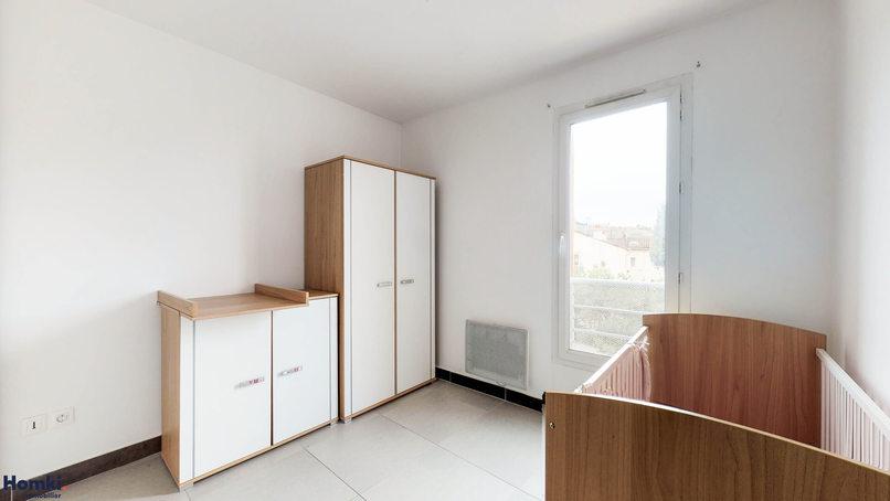 Homki - Vente appartement  de 67.0 m² à Marseille 13016