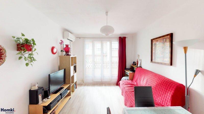 Homki - Vente appartement  de 56.0 m² à marseille 13005