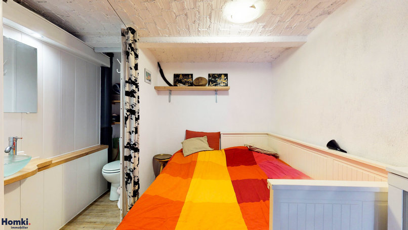 Homki - Vente maison/villa  de 63.0 m² à Septèmes-les-Vallons 13240