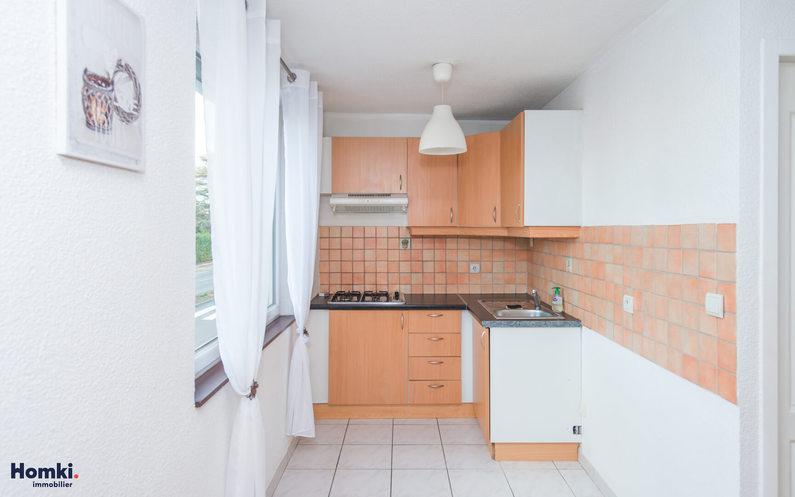 Homki - Vente appartement  de 35.0 m² à Bourgoin-Jallieu 38300