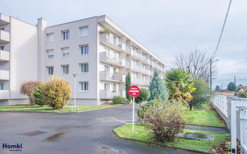 Homki - Vente appartement  de 78.0 m² à meyzieu 69330