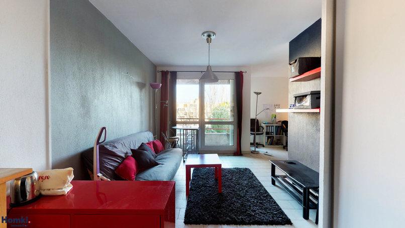 Homki - Vente appartement  de 34.15 m² à marseille 13010