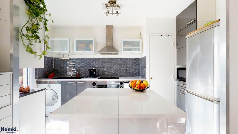 Homki - Vente appartement  de 48.91 m² à Marseille 13011