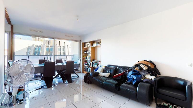 Homki - Vente appartement  de 80.0 m² à marseille 13008