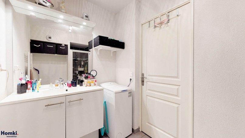 Homki - Vente appartement  de 40.0 m² à marseille 13008
