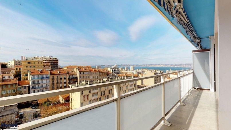 Homki - Vente appartement  de 64.0 m² à marseille 13007