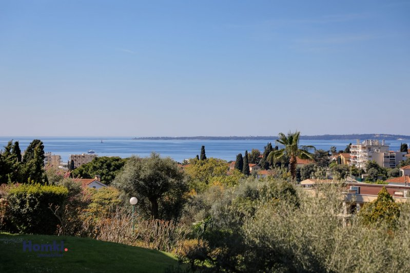 Homki - Vente appartement  de 48.85 m² à antibes 06600
