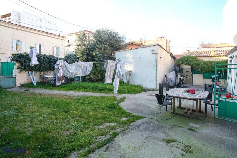 Homki - Vente appartement  de 36.0 m² à Marseille 13010